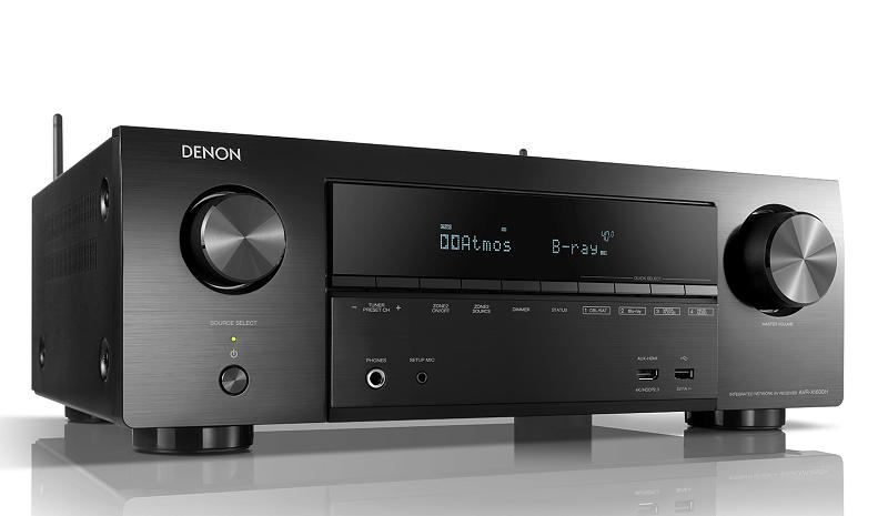 Denon AVR-X1600H - 1